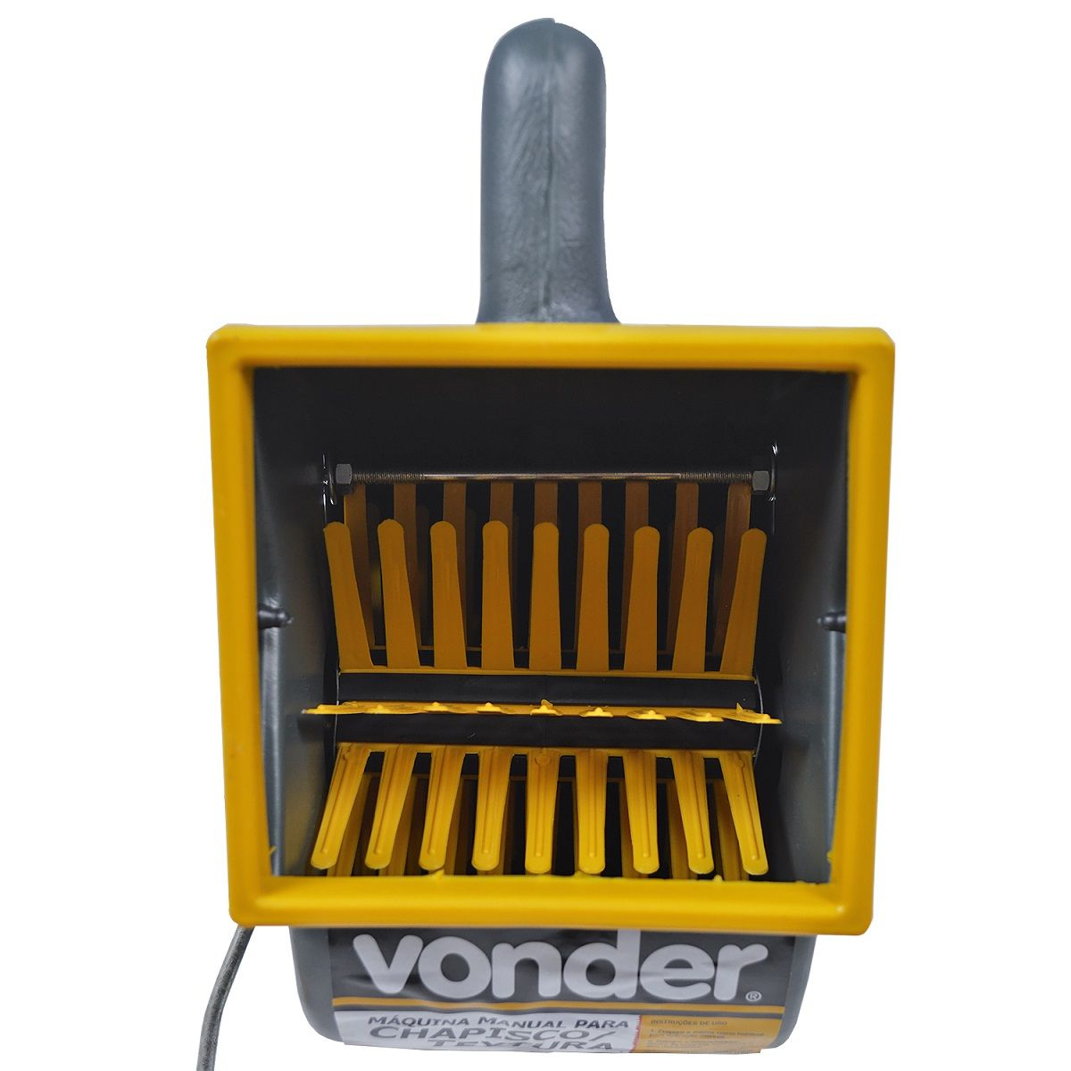 Aplicador Manual de Chapisco Textura Vonder