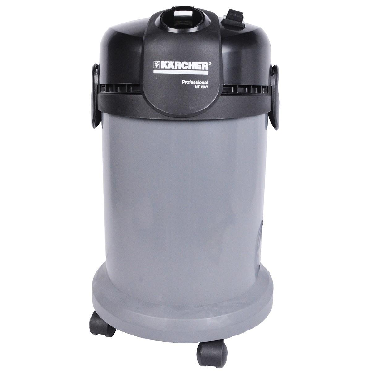 Aspirador de Pó e Líquido 1400w NT20/1 - Karcher