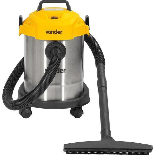 Aspirador de Pó com rodas 12 litros 1000w Vonder