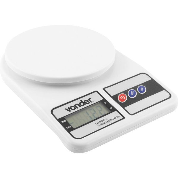 Balança Digital de Precisão Capacidade 10kg Vonder
