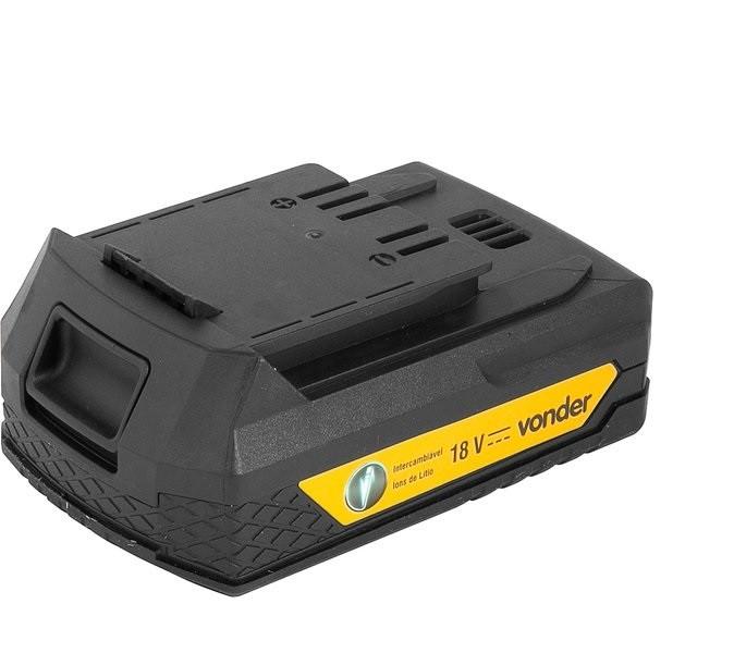 Bateria intercambiável 18V 2Ah IBV 1802 VONDER