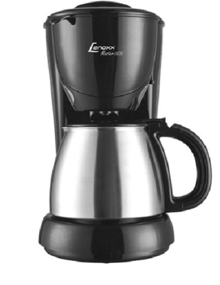 Cafeteira Elétrica Lenoxx Master Inox Pca023