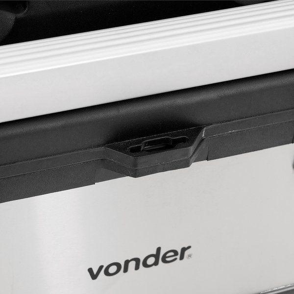 Caixa Organizadora Baú Inox - CBI-020 Vonder