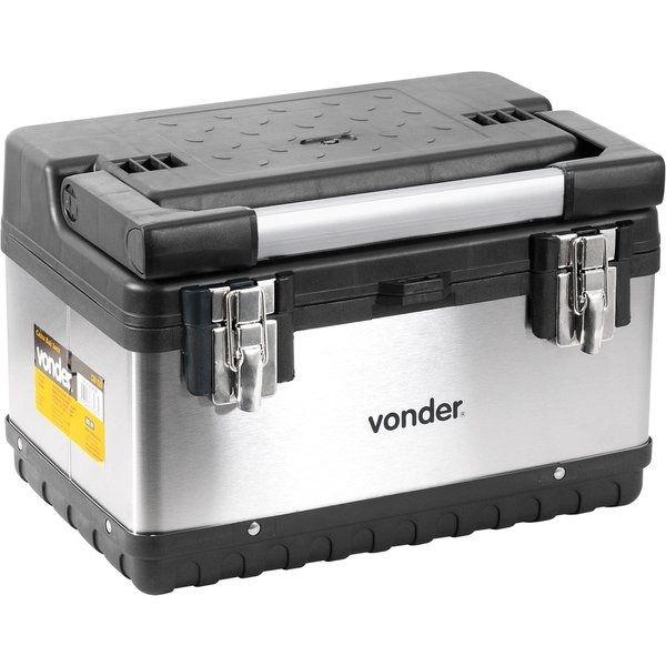 Caixa Organizadora Baú Inox CBI-020 Vonder