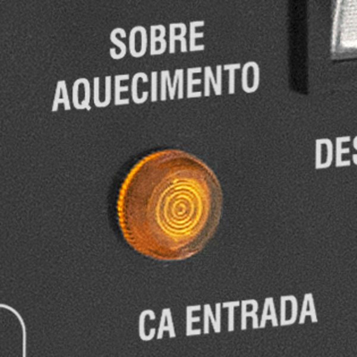 Carregador de Bateria 12V CBV 1600 Vonder 220v