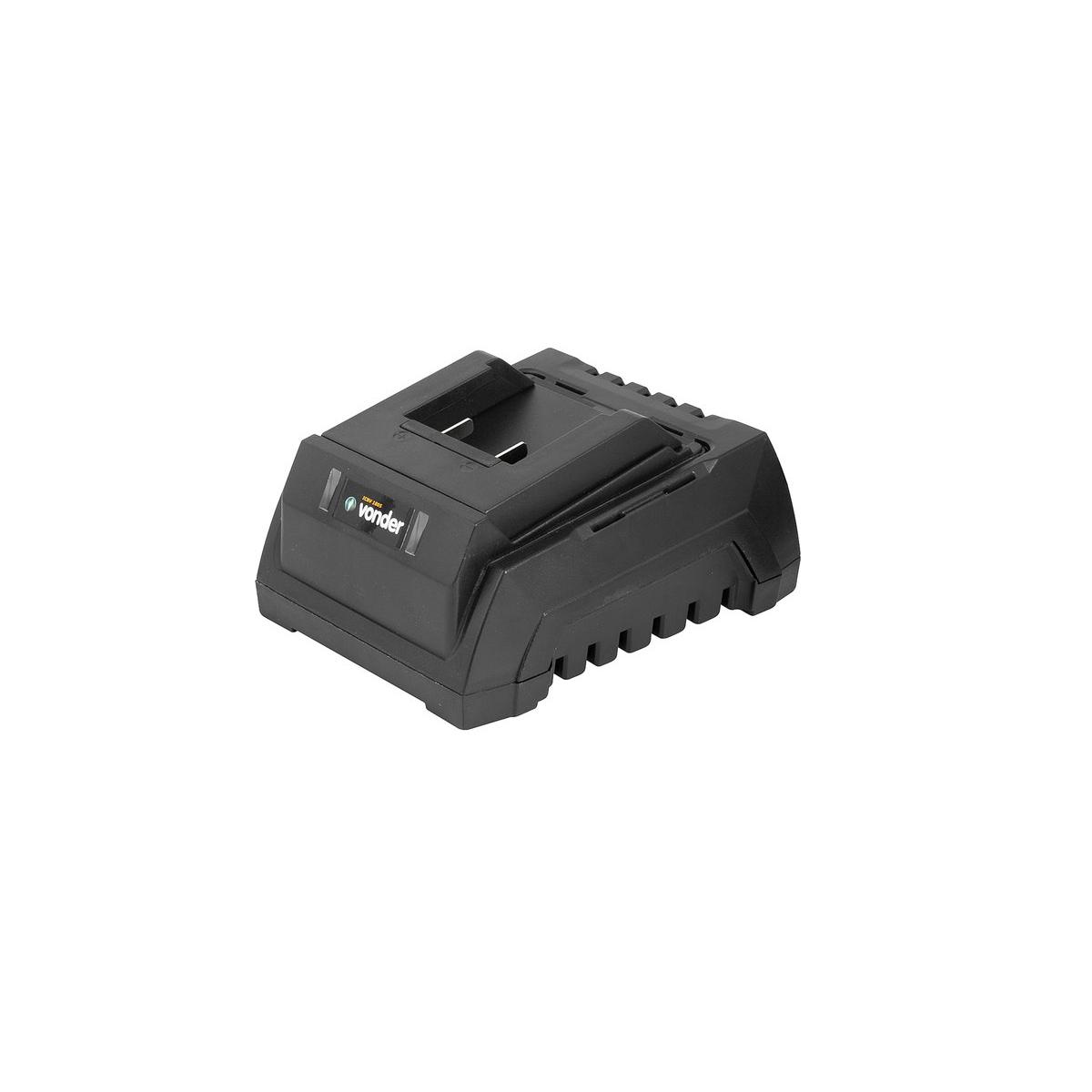 Carregador de Bateria 18V Linha Intercambiável Carregamento Convencional ICBV1805 VONDER