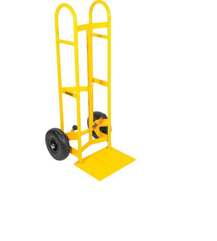 Carrinho para transporte de carga levanta fácil 250 KG VONDER