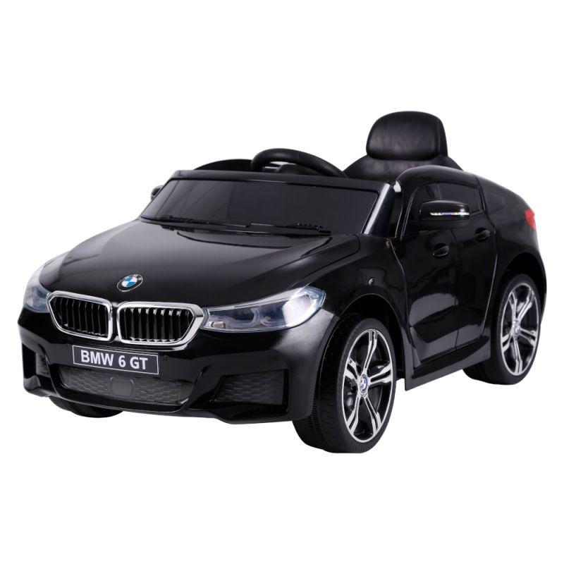 Carro Elétrico BMW 6 GT 12V Preto BelFix