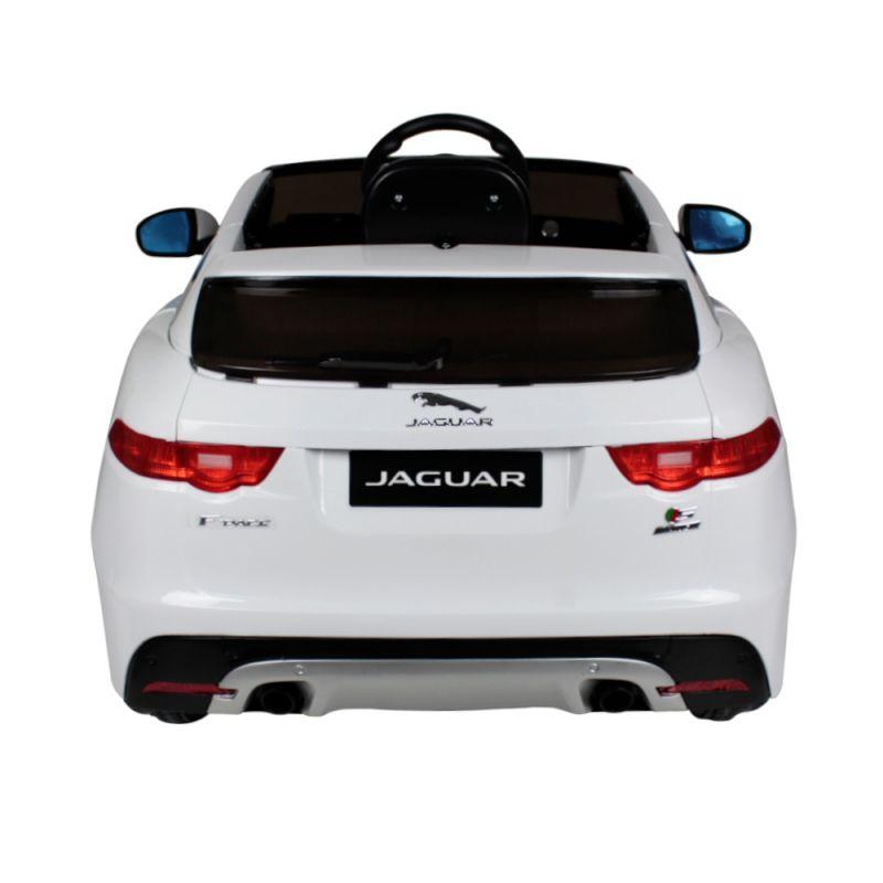 Carro Elétrico Jaguar F-Pace 12V Branco BelFix