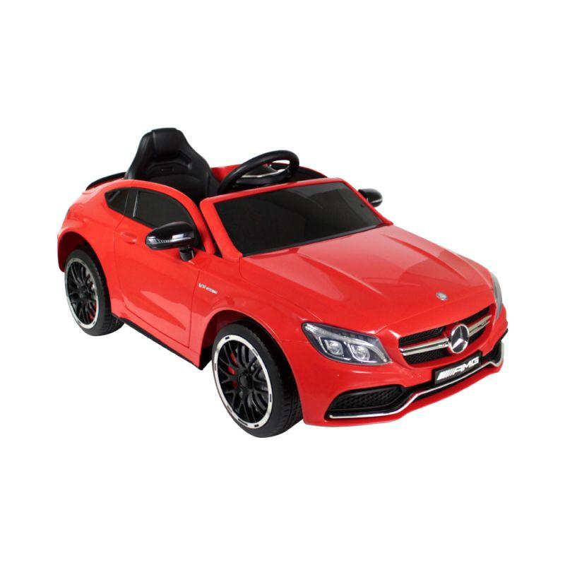 Carro Elétrico Mercedes-Benz C63s 12V Vermelho BelFix