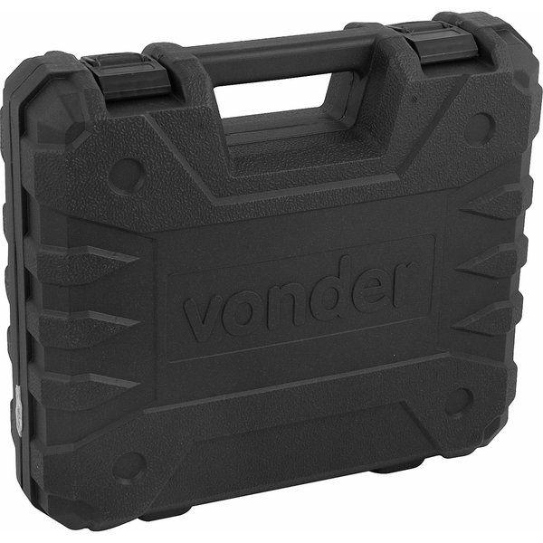 Chave Catraca a Bateria 10,8v Quadrado - 3/8 CCV 108 Vonder