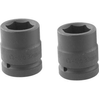"Chave de Impacto Pneumática 1"" - 25,4 mm CIV 100 Vonder"