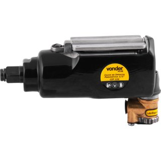 """Chave de Impacto Pneumática 1/2""""-12,7 mm CIP 124 Vonder Plus"""