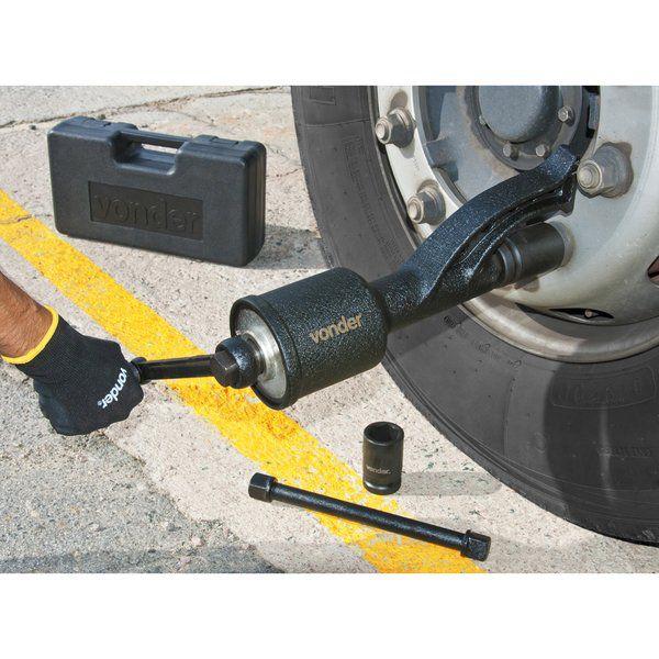 Chave de roda desforcímetro/multiplicador de torque Vonder