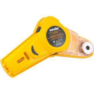 Coletor de pó com nível a laser para furadeira VONDER