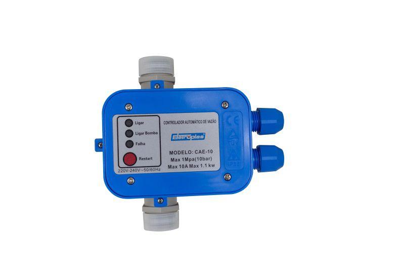 Controlador Automático de Pressão CAE-10 Eletroplas