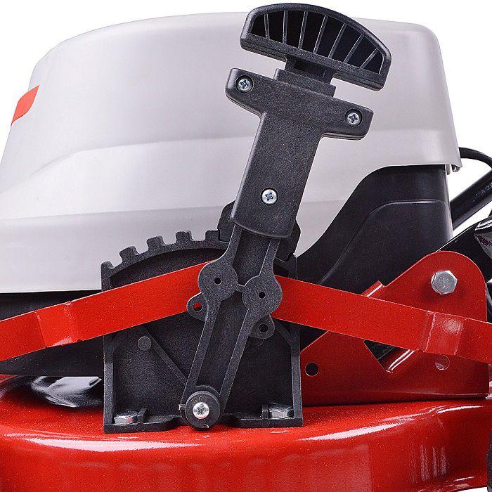 Cortador de grama elétrico 1100W S-1100 Garthen Sem Recolhedor
