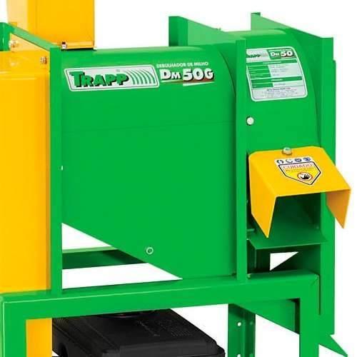 Debulhador De Milho Dm 50g - 3,5hp - Gasolina - Trapp