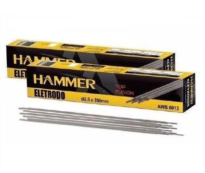 Eletrodo AC Revestido AWS 6013 - Hammer