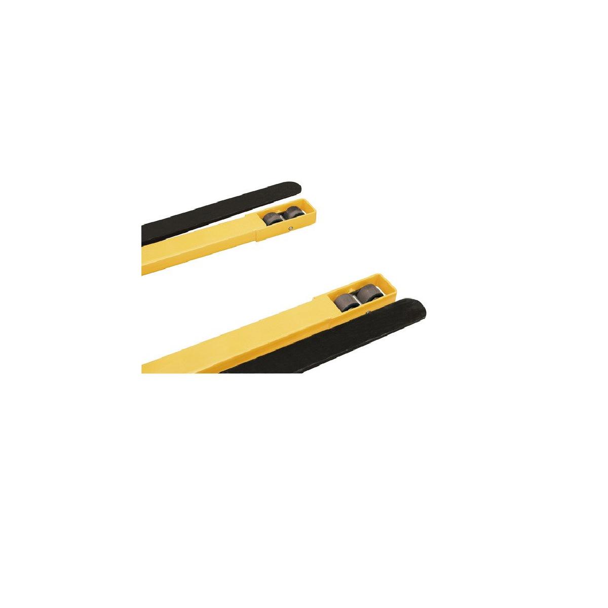 Empilhadeira manual garfo ajustável 1 tonelada(1,0 tf) EMN101 VONDER