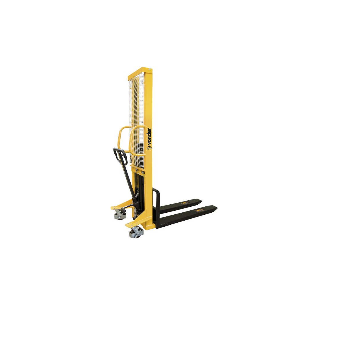 Empilhadeira manual garfo fixo 0,5 tonelada(0,5 tf) EM050 VONDER