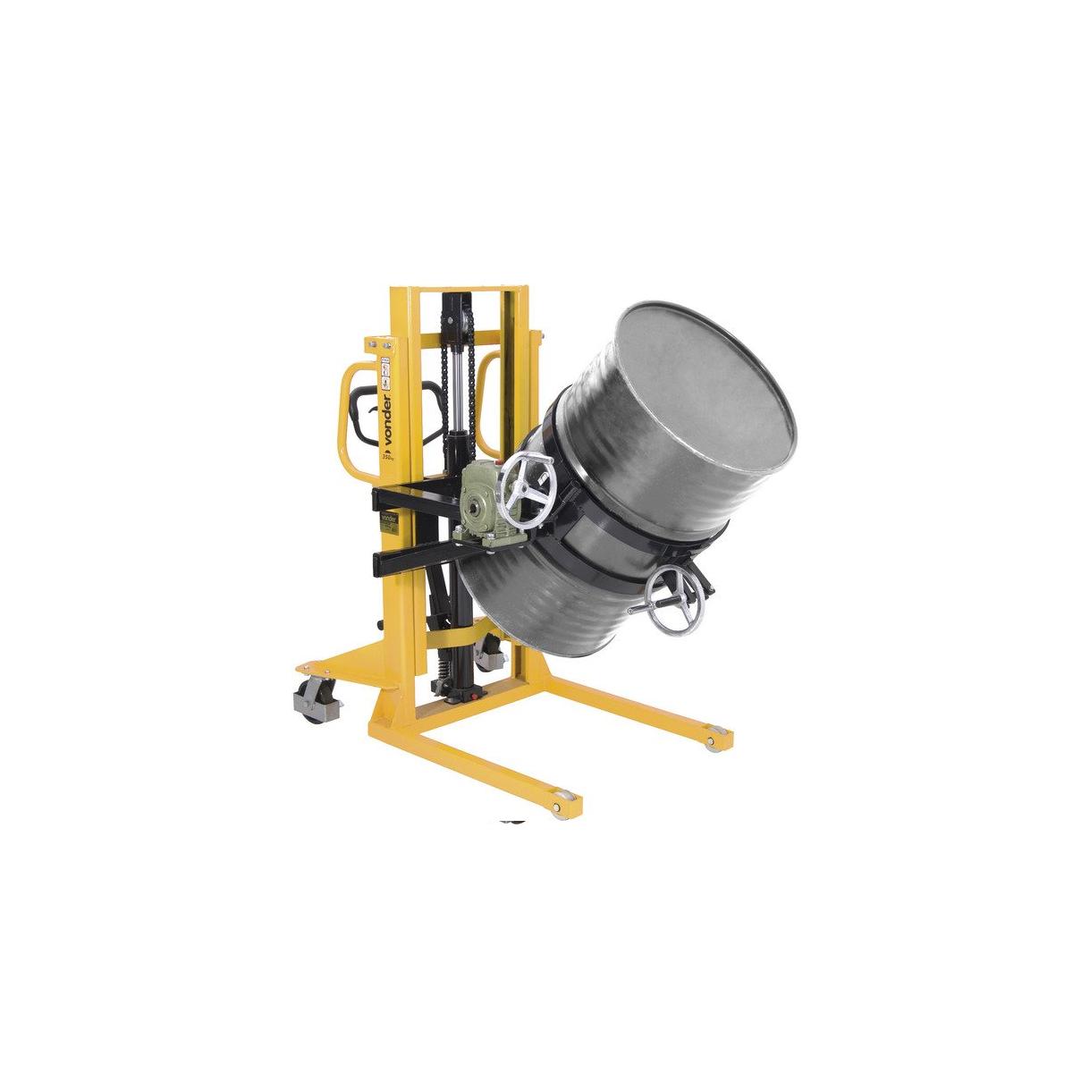 Empilhadeira manual para tambor EM350 VONDER