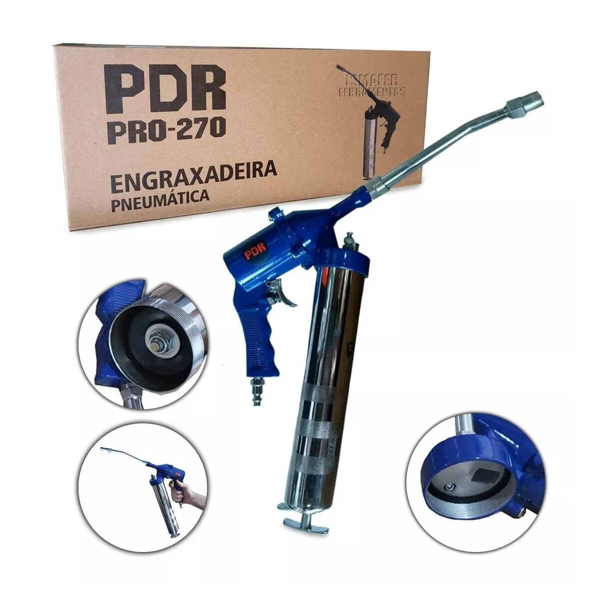 ENGRAXADEIRA PRO-270 PDR PRO