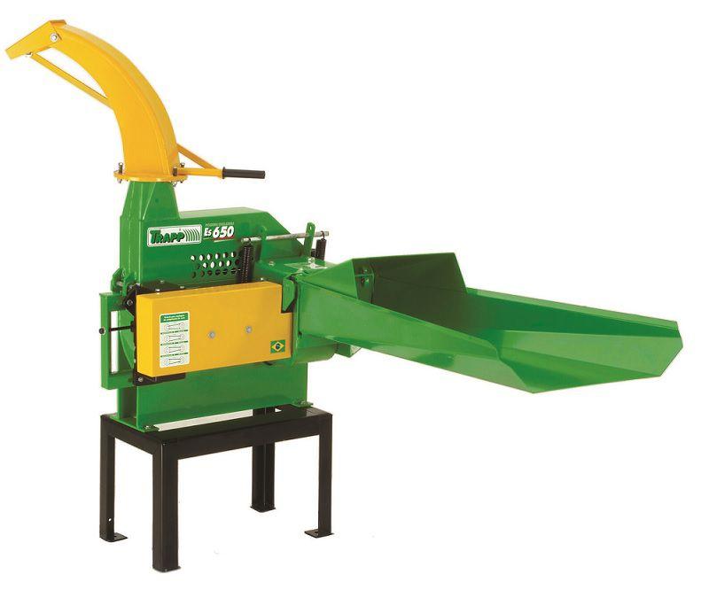 Ensiladeira Picaderia ES 650 Acoplamento para Trator -Trapp