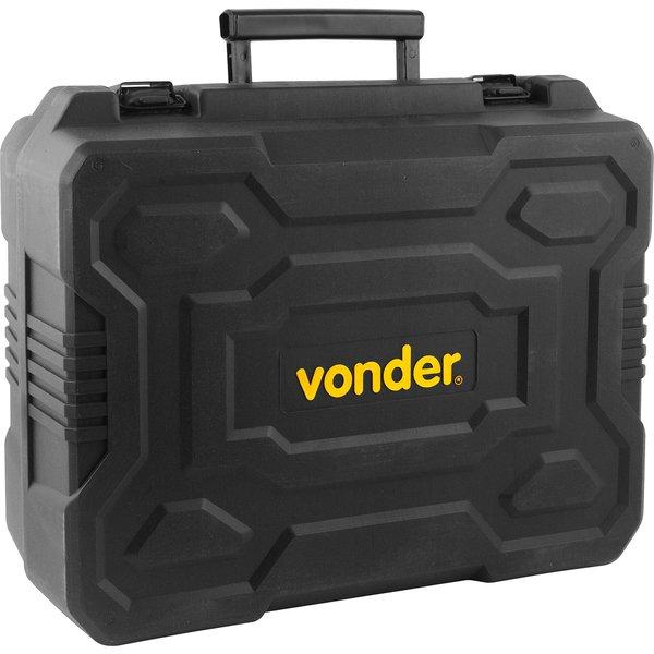 """Esmerilhadeira 4.1/2"""" 18V s/ bateria e carregador IEV 1808 VONDER"""