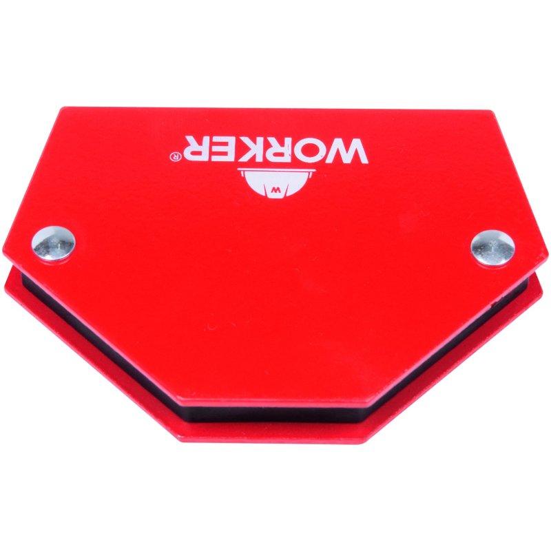 Esquadro Magnético Hexagonal 10Kg Worker