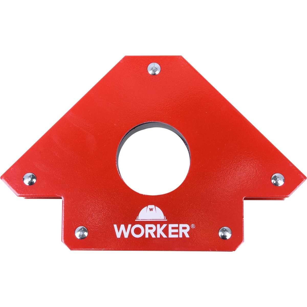 Esquadro Magnético Soldador 30Kg Worker