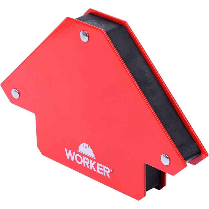Esquadro Magnético Worker Soldador 10Kg
