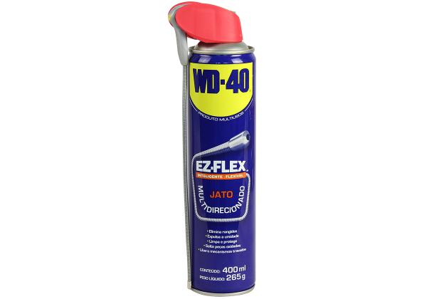 EZ-Flex Multiuso Bico Inteligente Flexível Spray 400ml - WD-40