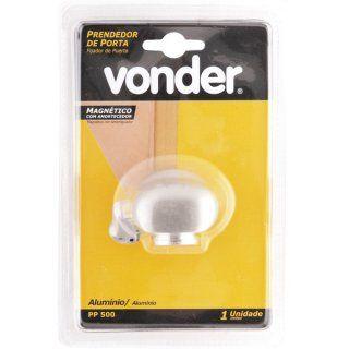 Fixador de Porta Magnético com Amortecedor 12 peças - Vonder