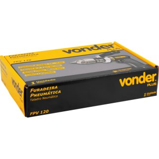 Furadeira Pneumática FPV 120 Vonder Plus