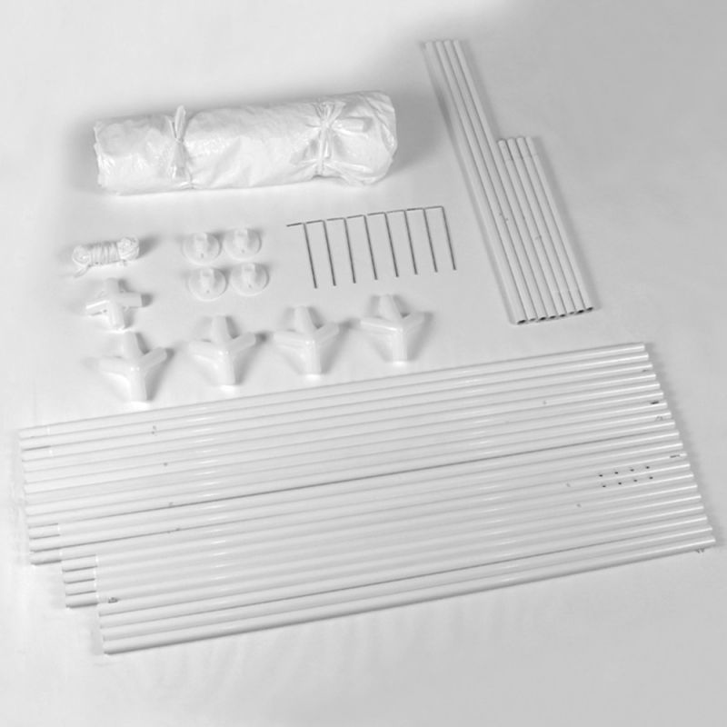 Gazebo Tenda 3x3m Cobertura em Polietileno BelFix