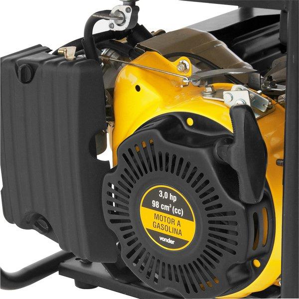 Gerador a gasolina 1000W GGV 1000 110V VONDER