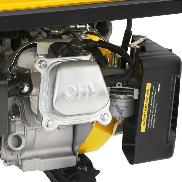 Gerador a gasolina 1000W GGV 1000 220V VONDER