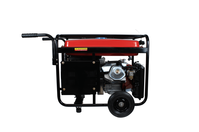 Gerador a Gasolina 15HP Partida Manual/Elétrica 220V MGG8000CLE Motomil