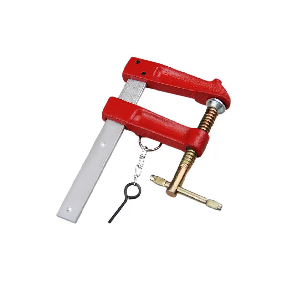 Grampo Para Marceneiro 400mm MetalSul