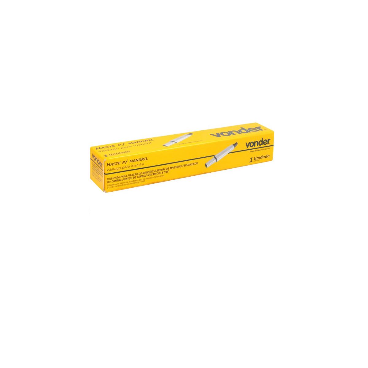 Haste para Mandril CM3-B12 VONDER