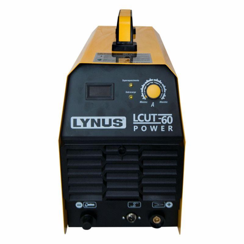 Inversor De Corte A Plasma 60A Trifásico LCUT-60 Lynus