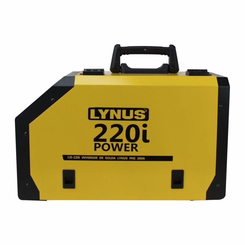 Inversor De Solda MIG Power 220V LIS-220I Lynus