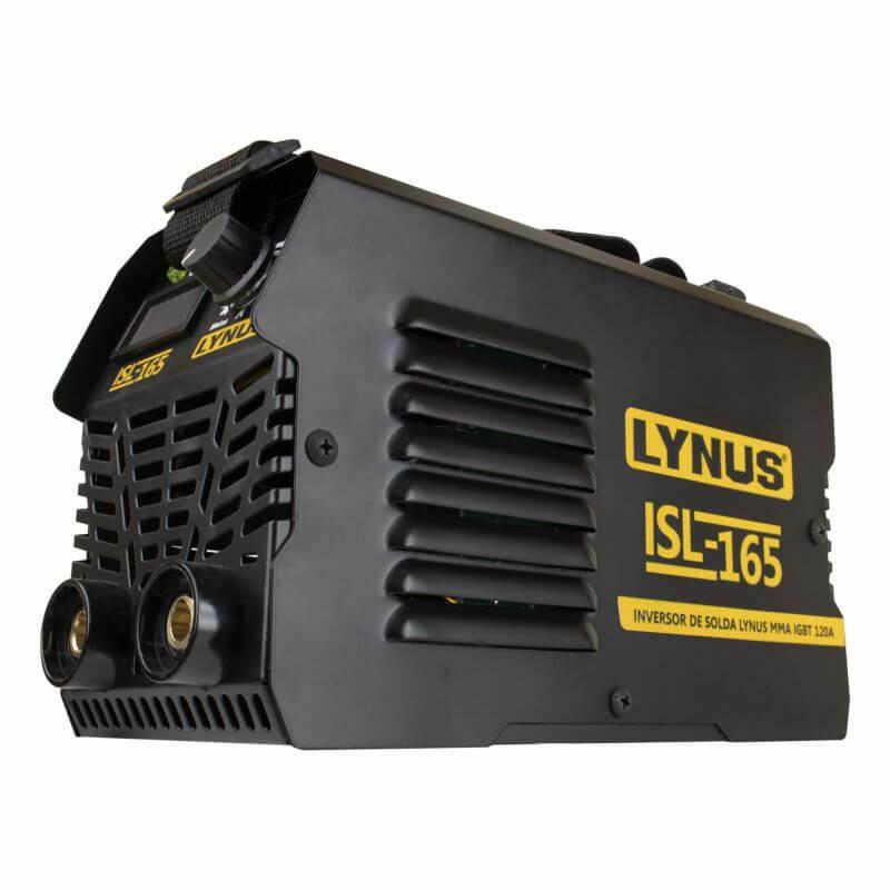 INVERSOR DE SOLDA MMA IGBT 120A ISL-165 Lynus