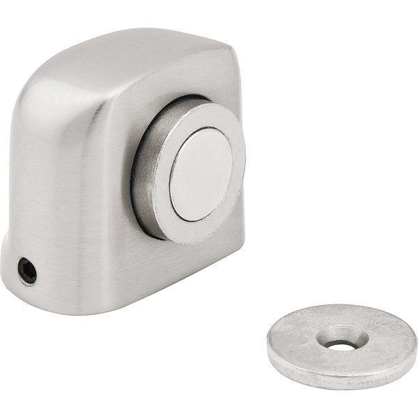 Kit 3 Fixadores de Porta Magnético com Amortecedor - Vonder