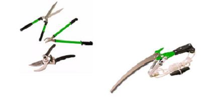 Kit para Poda Jardim e Serrote para Galhos Trapp