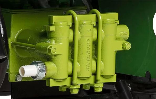 Lavadora de Alta Pressão JHF 4X Móvel 600 Libras 2CV Mono 220V com Carenagem e Mangueira de 6m Hydronlubz