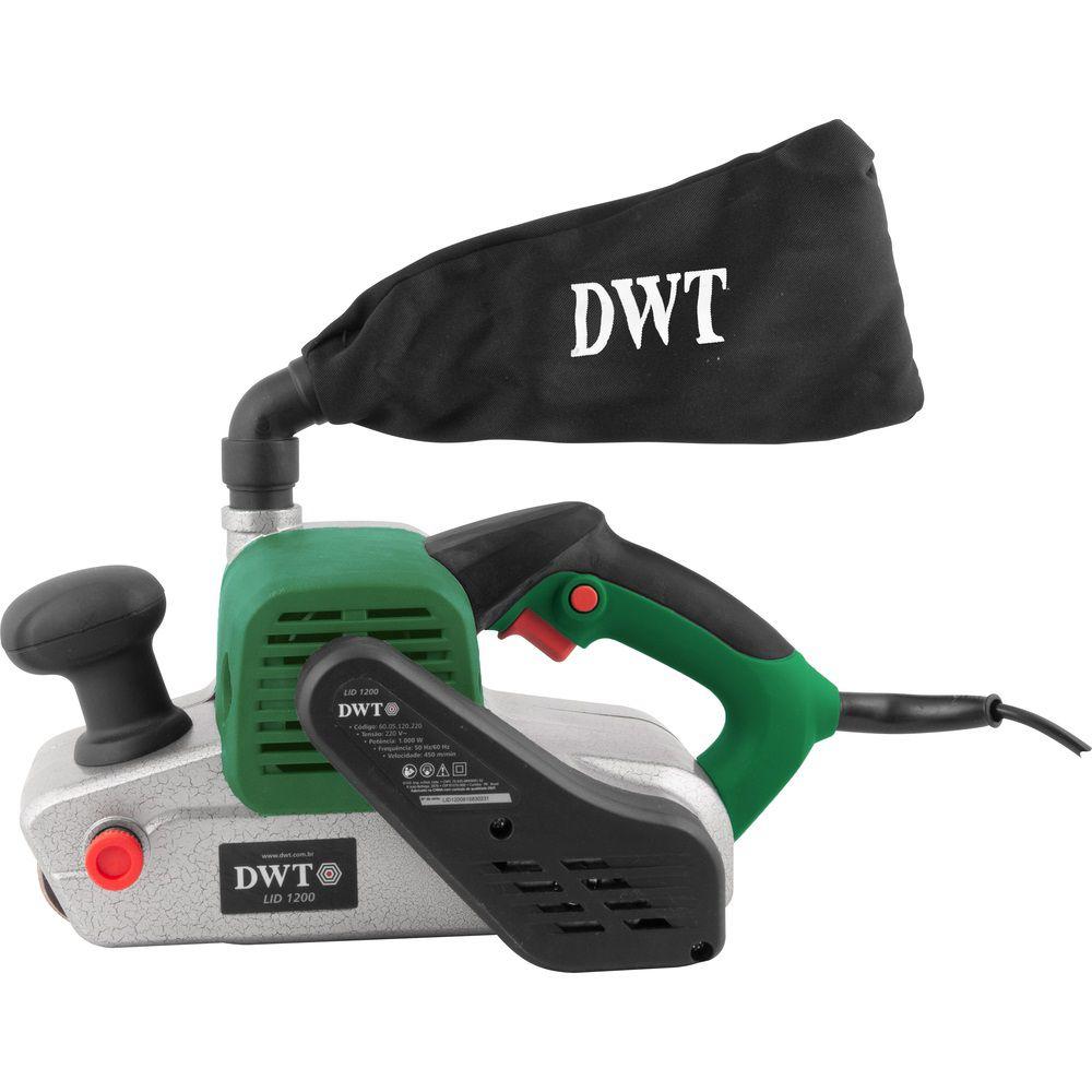 Lixadeira de Cinta 1200W LID1200 220V DWT
