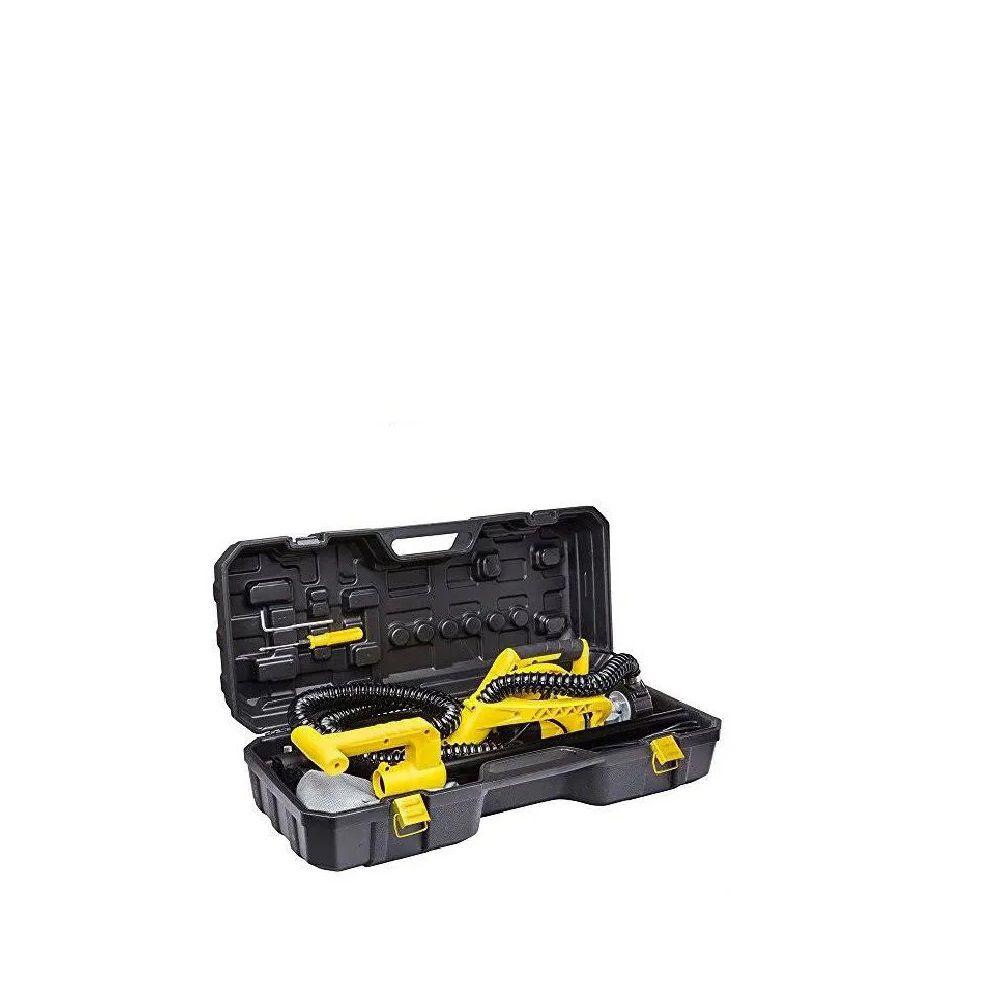 Lixadeira de Parede WBR 750W Com maleta Luz de Led Wagner 220V Brinde Lixa