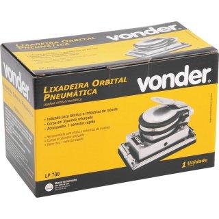 Lixadeira orbital pneumática LP 700 Vonder